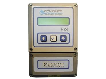 Emflux M300 Flowmeter Transmitter