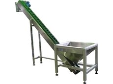 CPC belt charging conveyor
