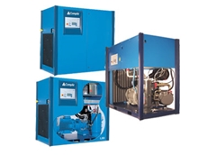 CompAir Australasia Ltd Oil Lubricated Compressors with Intelligent Air Technology
