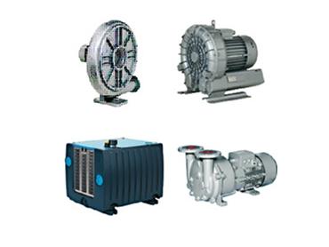 Vacuum Pumps, Vacuum Blowers, Liquid Ring Pumps