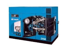 D Series oil-free rotary screw compressors