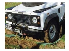 Composite Engineering's Heavy Duty Tuff Traxx Bridging Ladders and TrackMats for 4WD's