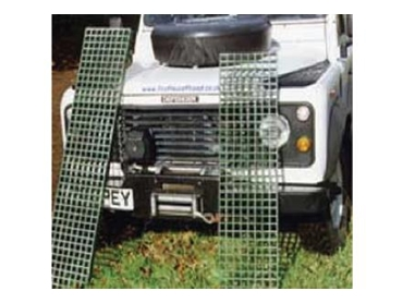 Easy to maintain, stack and carry Tuff Traxx are durable and lightweight