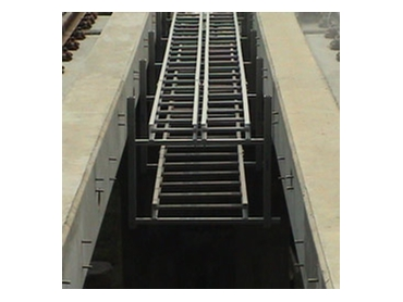 FRP Cable Ladders and Cable Trays are lightweight and non-corrosive