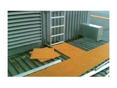 FRP Safety Roof Walkways and Ramps