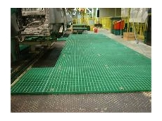 FRP grating is easy to install.