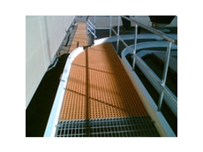 Fibreglass (FRP) Roof Walkways and Safe Roof Access Equipment from Composite Engineering