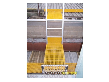 FRP Roof Walkways are versatile and can be cut to meet your roof's specifications