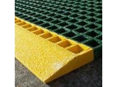 Durable FRP Safety Ramps