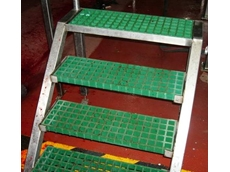 Grating Company FRP stairs