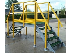 FRP package Stairs/Handrails/Stringers
