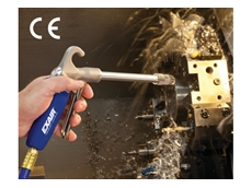 The EXAIR range of compressed air guns are ideal for cleaning, drying and blow off