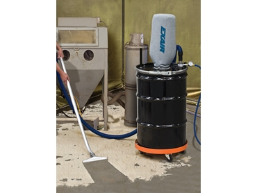 EXAIR Heavy Duty Dry Vac from Compressed Air Australia
