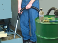 ​EXAIR Reversible Drum Vac from Compressed Air Australia