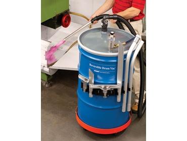 EXAIR Reversible Drum Vac from Compressed Air Australia