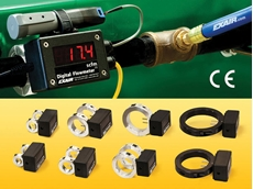 CAA releases expanded sizes of digital flowmeter
