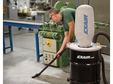 Chip Vacuums from Compressed Air Australia for 205-Litre Drums