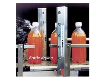 Air Knife for bottle drying