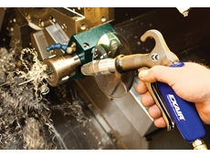Safety Air Guns with Chip Shields protect workers and help businesses comply with OSHA safety standards