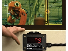 Summing Remote Display for the Digital Flowmeters