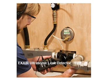 EXAIR ultrasonic leak detectors