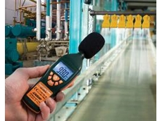 EXAIR's 9104 digital sound level meters available from Compressed Air Australia