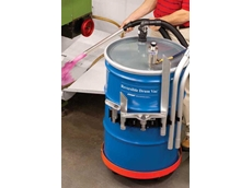 EXAIR's new premium reversible drum vacuums available from Compressed Air Australia