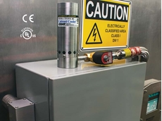 EXAIR's new hazardous location Cabinet Coolers