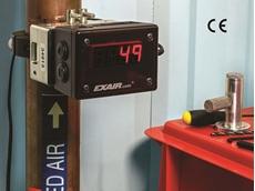 Exair's hot tap digital flowmeter