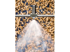 EXAIR's 1/8 no drip internal mix air atomising spray nozzles produce the finest atomisation