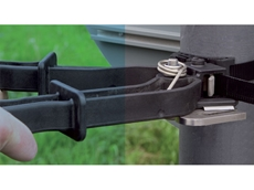 Smart Band clamping systems feature high system strength (2560kg for 32mm)