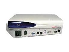 Dual analogue KVM matrix switching system