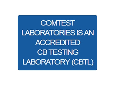 Comtest Laboratories will assist you in all of the steps of the process