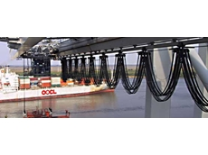 Cable festoon systems are ideal for use in container handling applications