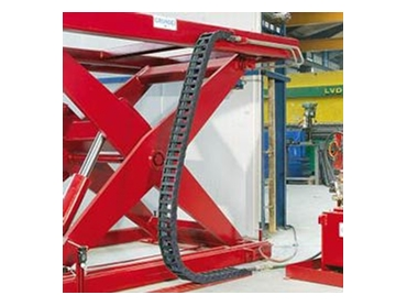 Conductix provide Cable Chains to suit most appliactions