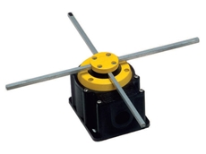 FCR006 rotary limit switches offer a mechanical life of one million operations