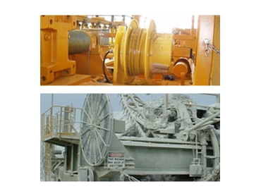 Custom Cable Reels and Hose Reels