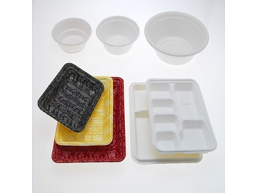 Confoil Biodegradable Paper Trays for Easy Food Presentation