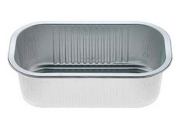 Smooth Wall aluminium trays are ideal for high temperature cooking