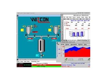 Wizcon SCADA Architecture Software Suite