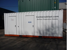 Containablast Surface Preparation Module