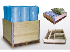Additional layers can be added to the pallet retainers where required for higher loads, and dividers can also be provided to provide even more efficient storage space