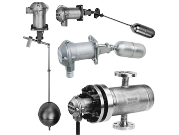 Besta AG level switches for dangerous industrial applications