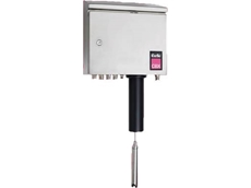 Cerlic CBX sludge blanket level sensor & profile sensor