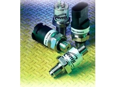 Compact pressure transducer family