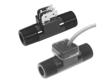 The Gems FT-100 Series of TurbFlow liquid flow sensors from Control Components