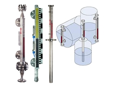 Weka Magnetic Liquid Level Indicators for effective liquid measurement