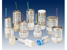 Inert isolation solenoid valves
