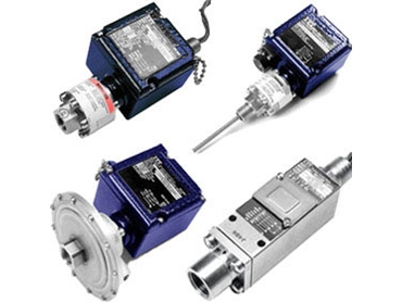 ITT Neo-Dyn Pressure and Temperature Switches from Control Components