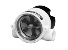 Type RFO and RFA flow rate monitors available from Control Components